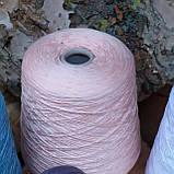 Меринос50% Шелк50% Sudwollegroup серый, фото 10