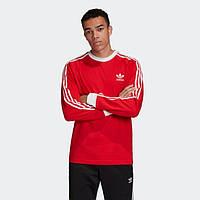 Мужской лонгслив Adidas 3-Stripes LS FM3776 2020