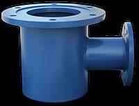 Подставка под гидрант Д 100 непроходная (сталь)