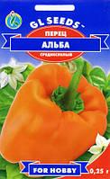 Перец сладкий Альба 0,25 г ТМ Грин Лайн