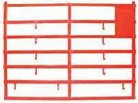 Щит пожарный открытого типа (без комплектации)