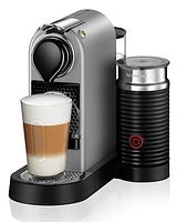 Nespresso Krups CitiZ and Milk Silver