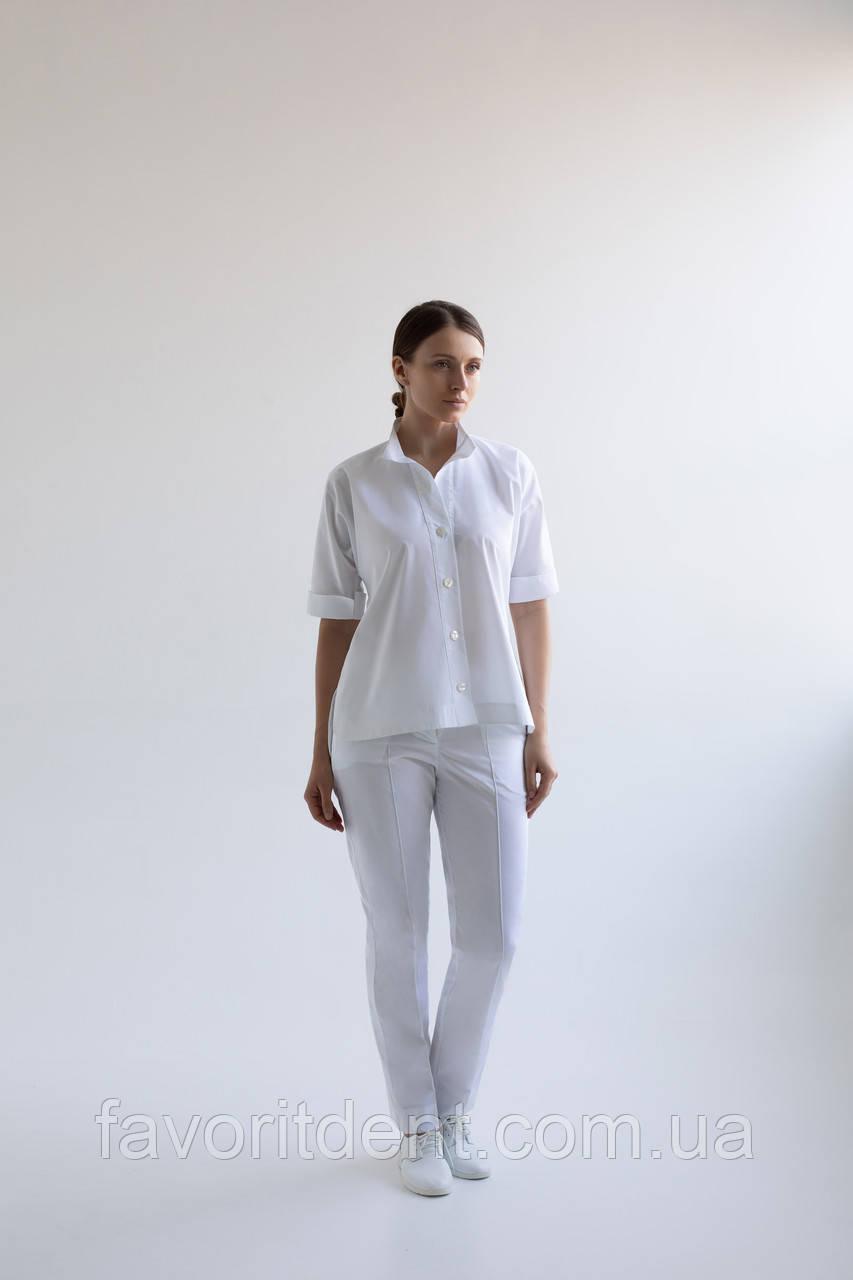 Медицинская рубашка дизайнерская