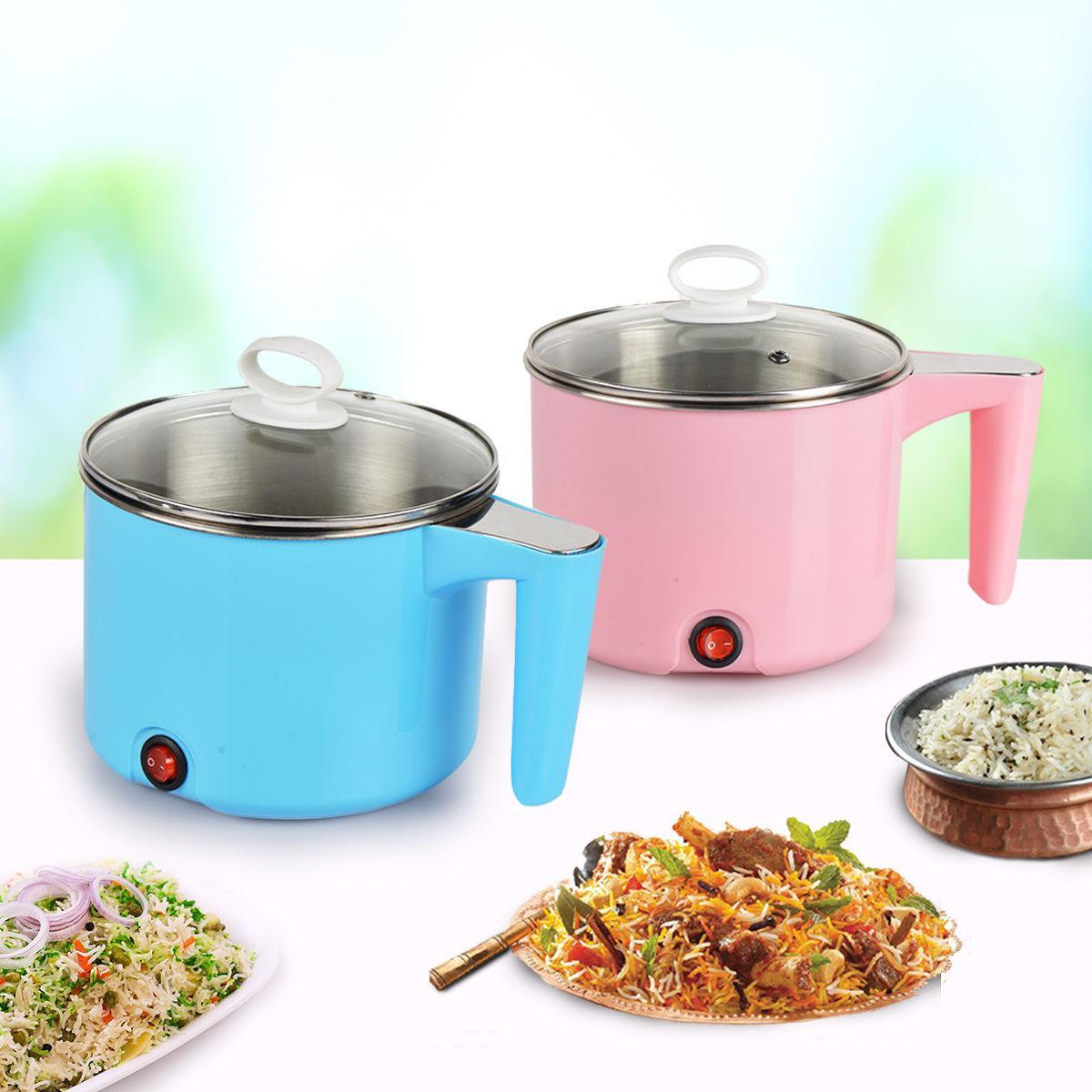 Электрокастрюля 1,5 літр Multi-functional Cooking Pot