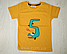 "Футболка для  мальчика, Турция, ""PATY kids"", арт 207, 92-110 см, фото 4"