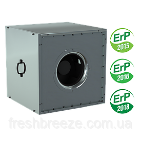 Шумоізольований канальний вентилятор вентс ВШ 400-4Е