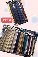 Шикарные женские юбки плиссе Рр 44 - 50 Разные цвета, фото 1
