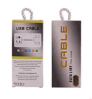 Кабель micro-USB DATA LINE Flash charge A1