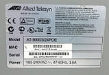 Комутатор стієчний Allied Telesyn AT-8000S/24POE, фото 5