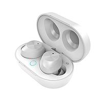 Наушники беспроводные Bluetooth с зарядным футляром Touch Stereo TWS-9 Белый