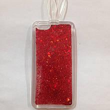 Чехол для iPhone 6 Plus Bunny Shine Red