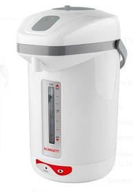Термопот SCARLETT SC-ЕТ10D12 (650 Вт, 2,5 л, белый)