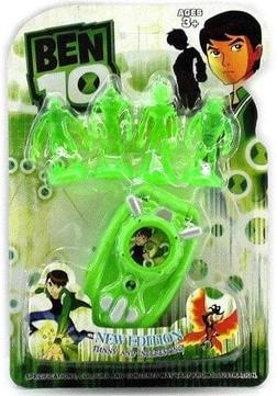 Ігровий набір Бен 10 фігурки і телефон Омнітрікс - Omnitron, Ben10, Ben Ten, Omnitrix, Bandai