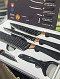 Набір ножів Top Kitchen 6 предметів, фото 2