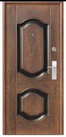 Двері Китай оксамитовий лак 550 860 праві