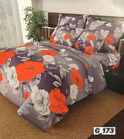 Комплект постельного белья из бязиот производителя (евро)