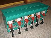 Сівалка зернова 8-ми рядна з бункером для добрив СЗ-8Д сошниковая анкерна