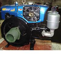 Двигатель ДД1115ВЭ (24 л.с.) С РАДИАТОРОМ ДД1115ВЕ