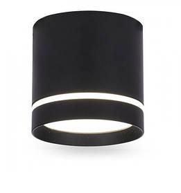 Потолочные светильники точечные накладные
