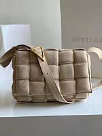 Замшева сумка жіноча, фото 1