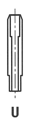 Направляющая клапана MERCEDES-BENZ 190 (W201) SSANGYONG KORANDO FRECCIA G3371