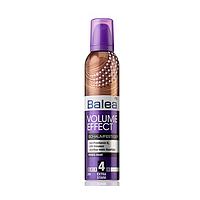 Balea Пена для волос Schaumfestige Volume effect 4, 250 мл