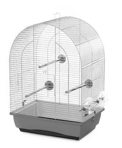 Клетка для попугаев среднего размера, клетка для канареек, клетка для мелких птиц  Songbird М, фото 2