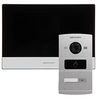 Hikvision DS-KH6320-TE1 и DS-KV8102-IM комплект IP видеодомофона
