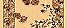 Килимова доріжка Zeynep 1,40м коричнева 501