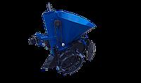 Картофелесажалка мотоблочная однорядная К-1Л (синяя), фото 1