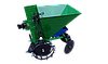 Картоплесаджалка мотоблочная однорядна П-1ЦУ (зелена)