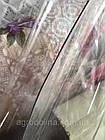 Клеенка силиконовая мягкое стекло ширина 140 см толщина 1 мм, фото 9