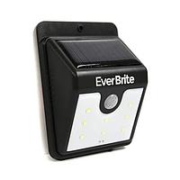 Уличный светильник на солнечной батарее Ever Brite с датчиком движения, фото 1