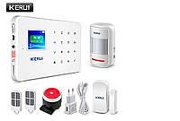 GSM сигнализация KERUI G18 kit 1 ГАРАНТИЯ  1 год!!!