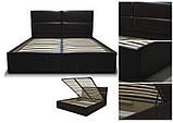 Кровать Блест в мягкой обивке, фото 6
