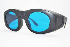 Очки защитные LSG-14 оправа 4 600-1100 nm. O.D.6+ для лазера диодного александрит рубинового неодиим