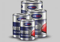 Мастика для авто Мастика битумная AUTOBIT 0,8 кг