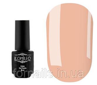 Мини гель-лак Komilfo Limited Edition №U028 (королевский розовый, эмаль), 5 мл