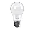 Лампа светодиодная MAXUS 1-LED-773 A55 8W 3000K 220V E27, фото 2