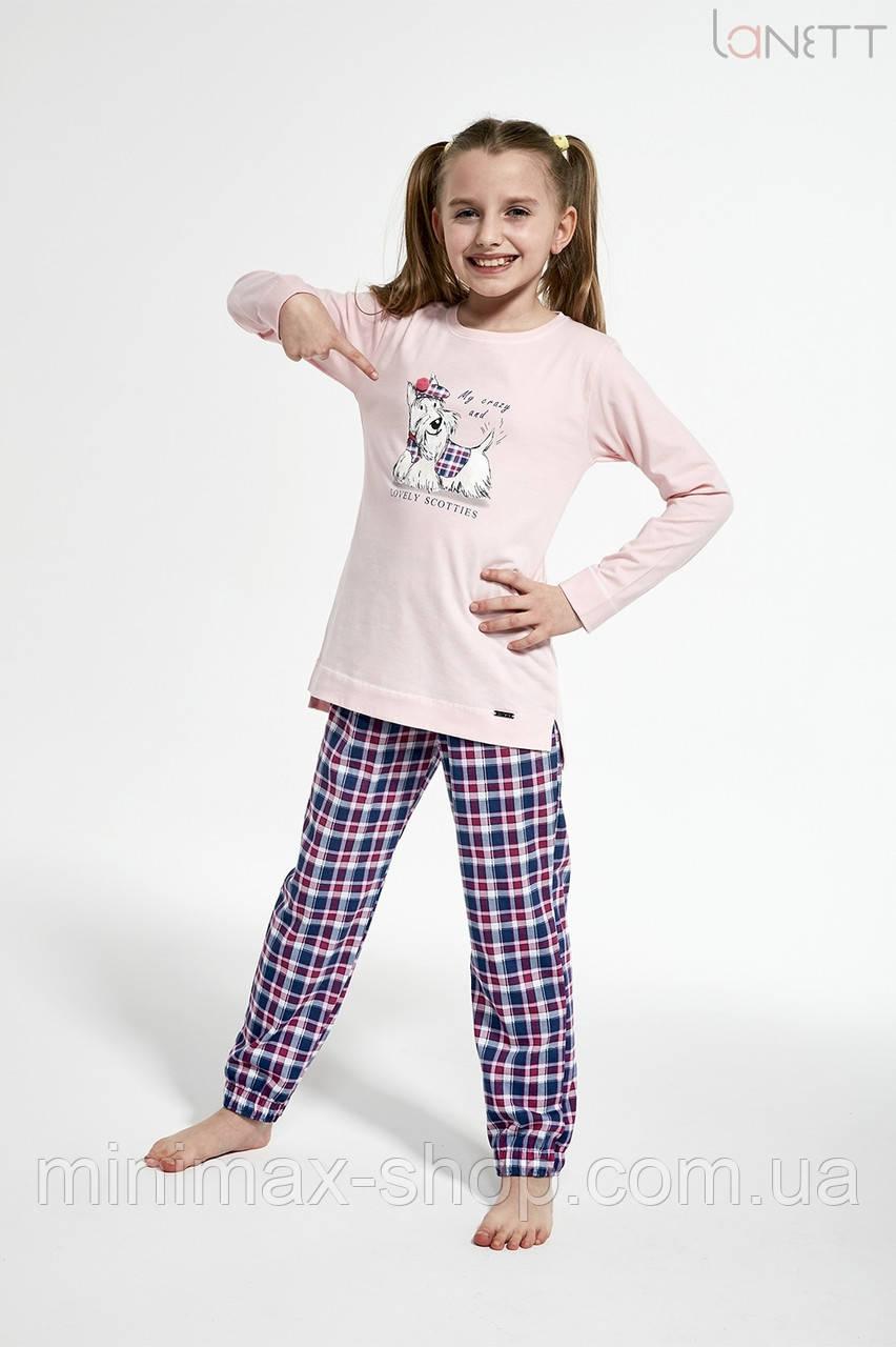 Пижама детская хлопковая SCOTTIE 780-19 CORNETTE Польша 2019