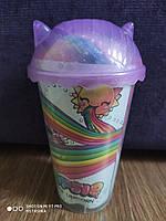 Детский Игровой набор poopsie единорог с сюрпризами Кукла Пупси Единорожка в стакане