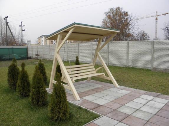 Садовая качель KIDIGO, фото 2