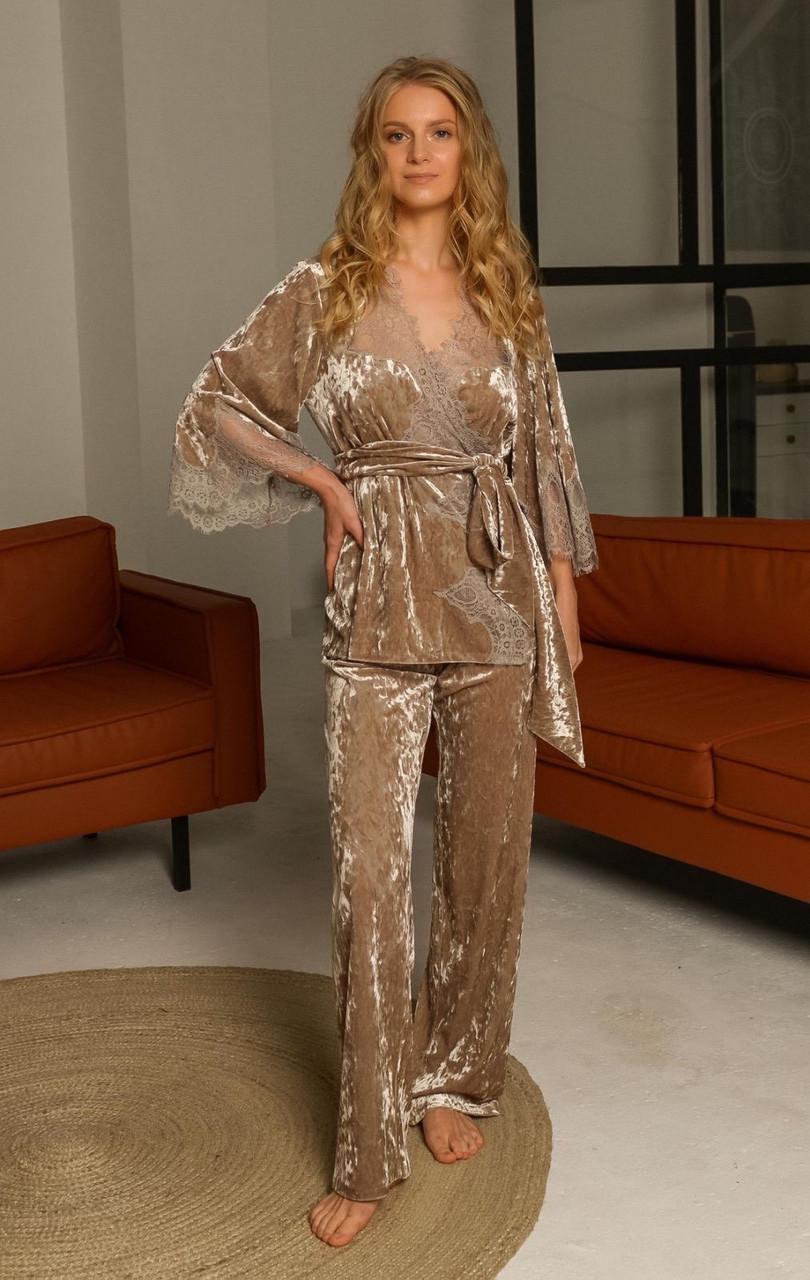 Домашний женский костюм, Felena sand