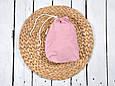 Накидка для кормления с сумочкой чехлом, Чайная роза, фото 7