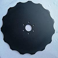Диск сеялки Kverneland Accord 350х4мм ф45 6отв. 8.5мм (AC821839, AC821840)