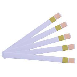 Медичний лакмус рН - тест 4.5-9.0 рН слина сеча кров секрети 100 смужок (mpm_00055)