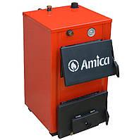 Твердотопливный котел Amica Optima 14 (мощность 14 кВт)