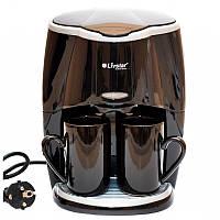 Кофеварка Livstar LSU-1190 черная/black