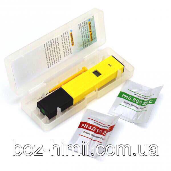 PH метр PH-009(I). Электронный анализатор  уровня pH воды