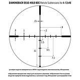 Прицел оптический для охоты Vortex Diamondback 4-12x40 (BDC) (США), фото 7